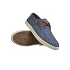 Sealand Sealand férfi utcai cipő 242473, kék, vászon, 44