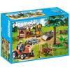 Playmobil Playmobil 6814 - Faszállító traktor