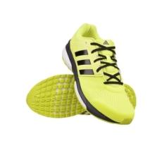 Adidas PERFORMANCE férfi futócipő Revenge Boost M, sárga, mesh, 43,3, neutrális