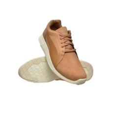 Puma férfi utcai cipő ST Trainer EVO SD, barna, mesh, 43