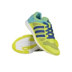 Adidas PERFORMANCE férfi futócipő Adizero Feather Prime M, sárga, mesh, 43,3, neutrális