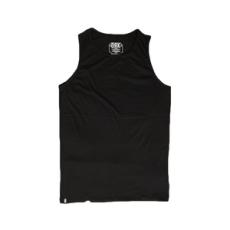 Dorko ujjatlan felső MEN Vest Black, férfi, fekete, pamut keverék, L