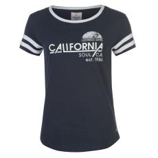 Soul Cal Póló SoulCal Deluxe California Stripe női