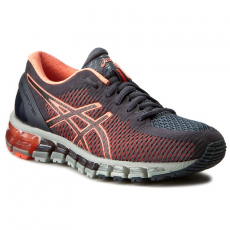 Asics Cipők ASICS - Gel-Quantum 360 Cm T6G6N India Ink/Flash Coral/Midgrey 5806