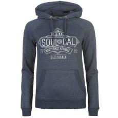 Soul Cal Kapucnis felső SoulCal Deluxe Flock OH női