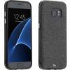 CASE-MATE Samsung Galaxy S7 Edge Sheer Glam hátlap, tok, fekete