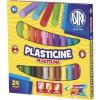 Astra Gyurma -303110001- 24 szín ASTRA 5klt/csom