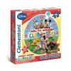Clementoni : Mikiegér 96 darabos fluoreszkáló óra puzzle