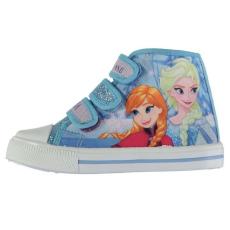 Character gyerek cipő - Frozen - Character Canvas Hi Tops Infant Girls