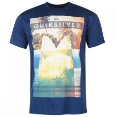 Quiksilver Quiksilver Twin View rövid ujjú póló férfi