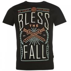 Official Blessthefall póló férfi