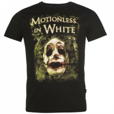 Official Motionless In White póló férfi