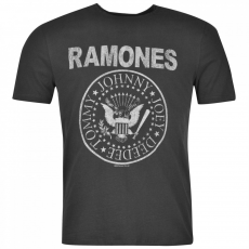 Amplified Clothing The Ramones póló férfi