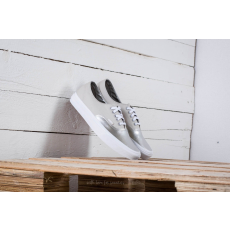 Vans Authentic Decon (Metallic Canvas) Silver