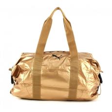 Puma utazótáska FIT AT WORKOUT BAG GOLD