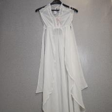 Hálós, áttetsző gyönyörű maxi ruha - Egy méret