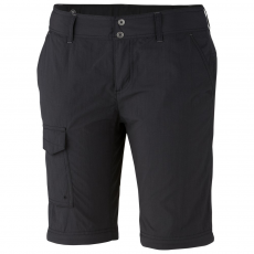 Columbia Silver Ridge Convertible Pant  D (1443271-q_010-Black)