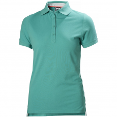 Helly Hansen W Crew Pique 2 Polo  D (53055-q_398-Latigo Bay)