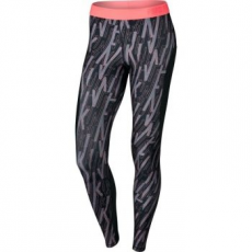Nike Pro Hypercool black/lava glow női leggings, XL (830580-011-XL)