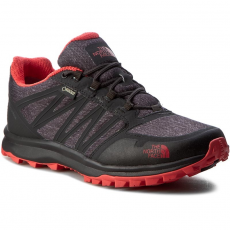 The North Face Bakancs THE NORTH FACE - Litewave Fastpack Gtx T92Y8VTFN Phantom Grey Heather Print/Cayenne Red