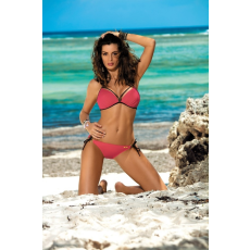 marko Bikini Beth Bright Colar M-390 piros