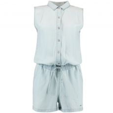 O'Neill LW Tencel Playsuit Ruha D (O-7A8912-q_5055-Ashley Blue)