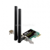 Asus PCE-AC51 PCI Express x16 Wi-Fi Adapter Low-profile (90IG02S0-BO0010)