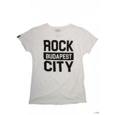 Dorko Férfi Rövid ujjú T Shirt DORKO ROCKT THE CITY