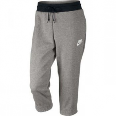 Nike 3/4 Advance 15 női nadrág, Grey Heather/Black, L (842999-063-L)