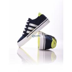 Adidas NEO Kamasz fiú Utcai cipö CLEMENTES K CONAVY/MSILVE/SYELLO