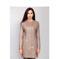 Mira Mod Női kabát MM3019 bézs