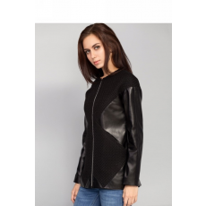 Mira Mod Kabát MM3030 fekete