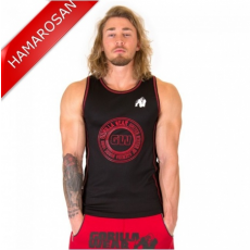 KENWOOD TANK TOP - BLACK/RED (BLACK/RED) [XXXL]