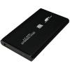 LogiLink 2.5 SATA USB2.0 külső ház fekete
