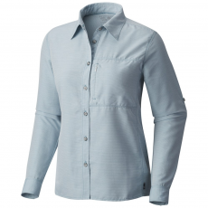 Mountain Hardwear Canyon Long Sleeve Shirt Ing,blúz D (1648531-q_424-Shasta)