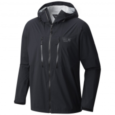 Mountain Hardwear ThunderShadow Jacket Esőkabát,széldzseki D (1707851-q_090-Black)