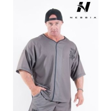 NEBBIA NEBBIA HardCore Jersey Shirt 305 (Szürke)