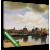 Képáruház.hu Jan Vermeer: Delft látképe(25x20 cm, vászonkép)