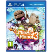 Sony LittleBigPlanet 3 PS4 videójáték