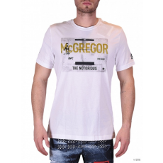 Reebok Férfi CROSS T-SHIRT McGregor Fighter Tee