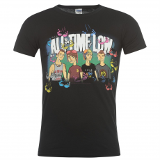 Official Póló Official All Time Low fér.