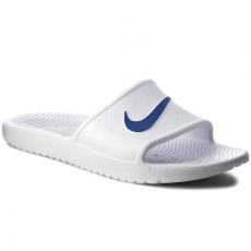 Nike Papucs NIKE - Kawa Shower 832528 100 White/Blue Moon