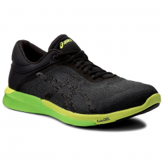 Asics Cipők ASICS - FuzeX Rush T718N Carbon/Black/Safety Yellow 9790