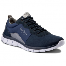 Pepe Jeans Félcipő PEPE JEANS - Coven Basic PMS30357 Navy 595