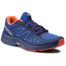 Salomon Cipők SALOMON - Sonic Aero 393493 27 W0 Surf The Web/Blue Depths/Flame