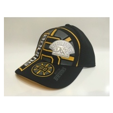 Reebok Boston Bruins Siltes sapka Structured Cool N Dry Snapback