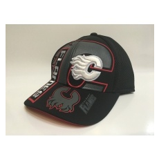 Reebok Calgary Flames Siltes sapka Structured Cool N Dry Snapback