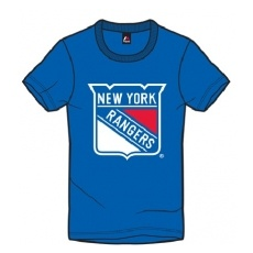 Majestic New York Rangers Póló Majestic Jask Navy - XL