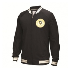 CCM Pittsburgh Penguins Kabát Full Zip Track Jacket 2016 - XXL,(EU)