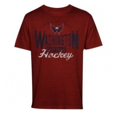 G-III Apparel Group Washington Capitals Póló NHL Half-Time Tri-Blend - M